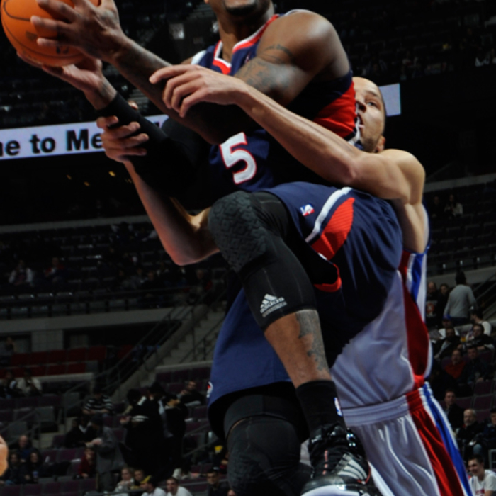 Hawks @ Pistons - NBAE/Getty Images: 12/14/2010