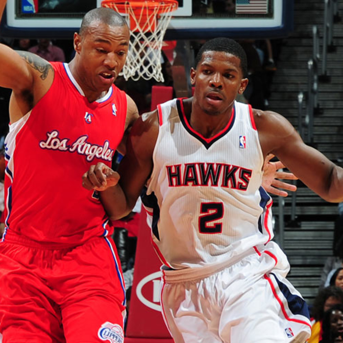 Hawks vs. Clippers - April 24, 2012