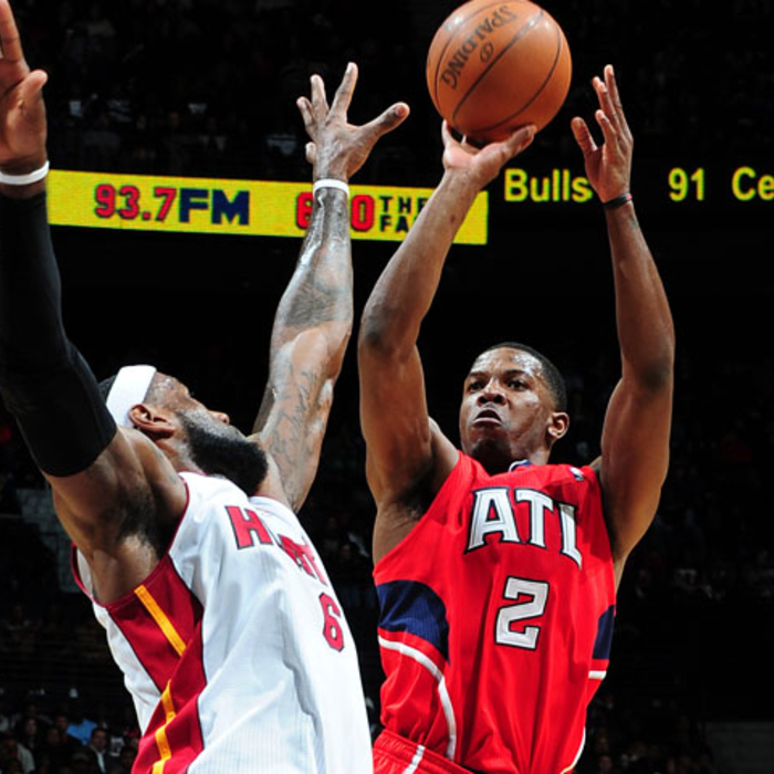 Hawks vs. Heat: Feb. 12, 2012