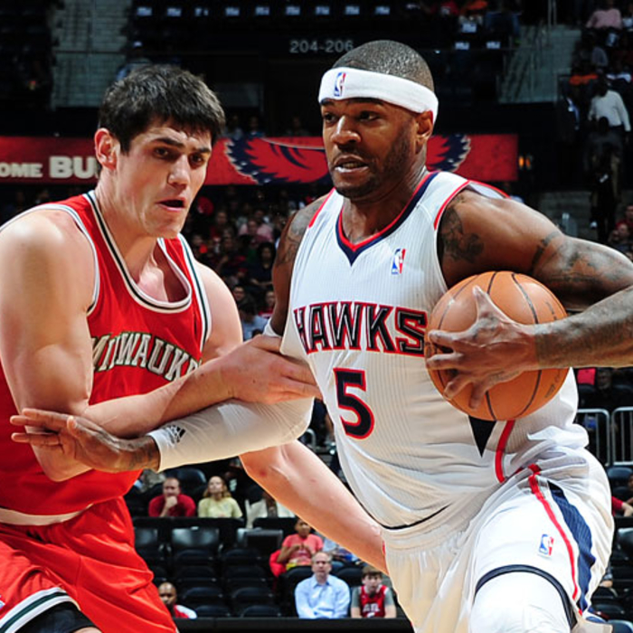 Hawks vs. Bucks - March 2, 2012