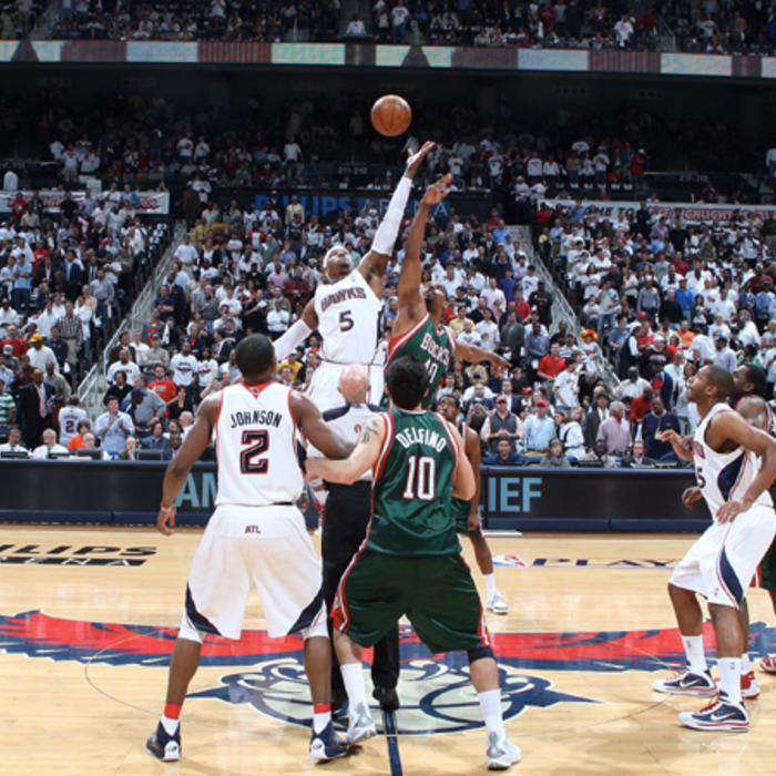 Game 5 - Scott Cunningham/NBAE/Getty Images: 01/01/2011