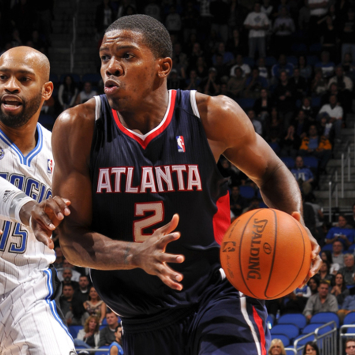 Hawks @ Magic - Fernando Medina/NBAE/Getty Images: 11/8/2010