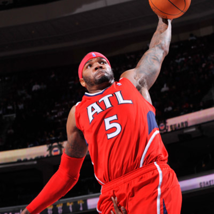 Hawks vs. Sixers - Photos by Jesse D. Garrabrant: 3/23/2011