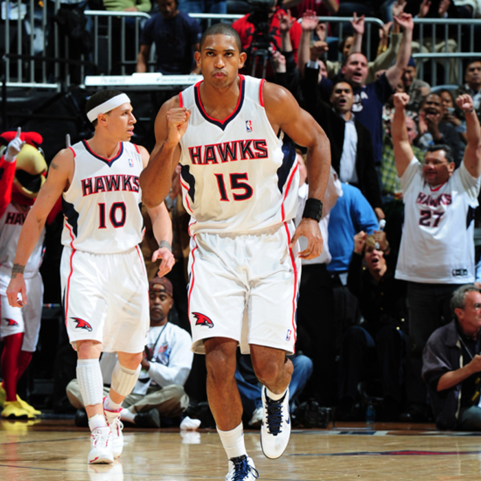 Hawks vs. Sixers - Photos by Scott Cunningham: 12/3/2010