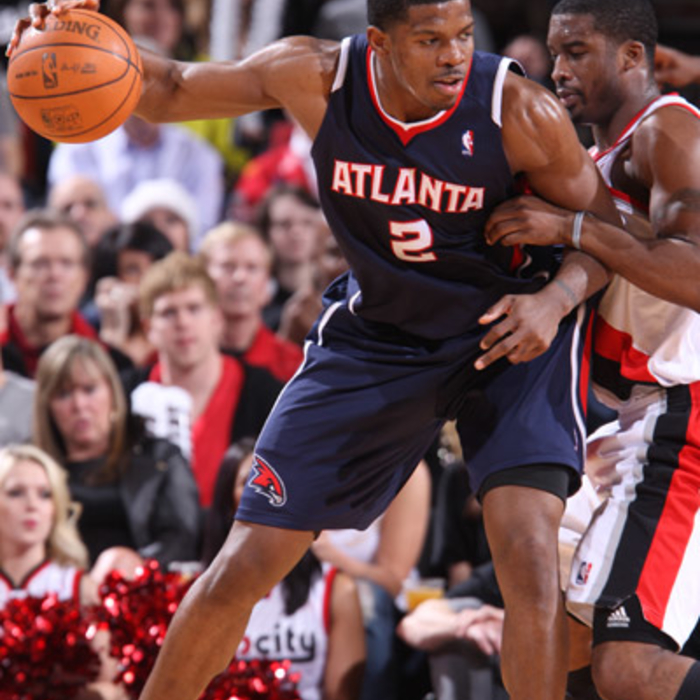 Hawks at Trail Blazers - Photos by Sam Forencich: 2/27/2011