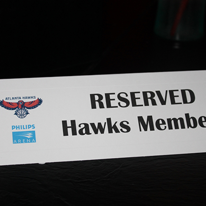 Season Ticket Members were invited to Hudson Grille to watch Game 2
