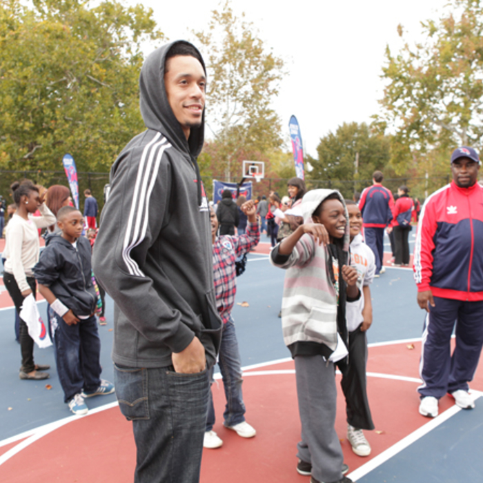Hawks Foundation Court Renovation in Central Park of the Old Fourth Ward