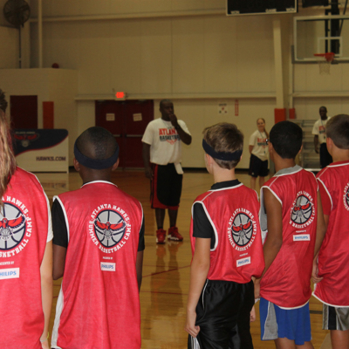 2012 Atlanta Hawks Elite Skills Academy featuring Jeff Teague presented by Philips