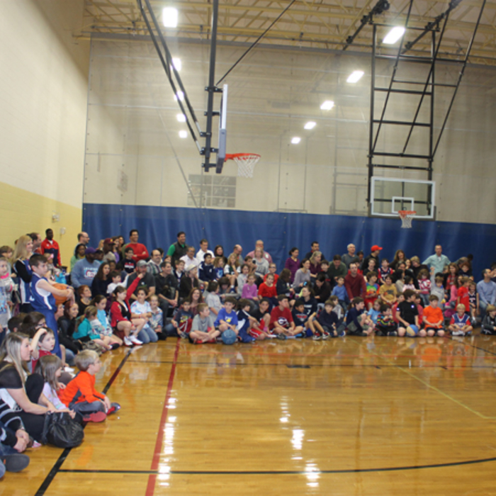 Marcus Jewish Community Center of Atlanta Youth Basketball Kick-Off Party - December 1, 2012