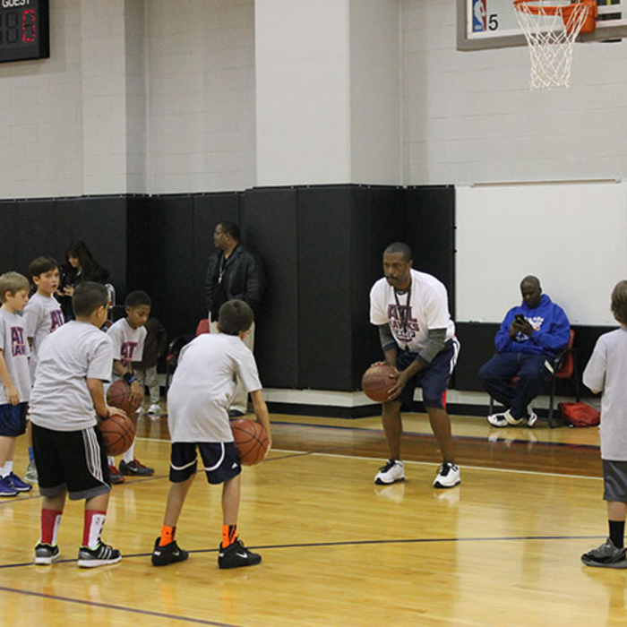 2013-14 Thanksgiving Hoops Clinic