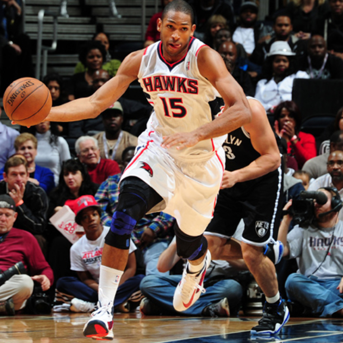 Al Horford 2012-13 Photo Gallery