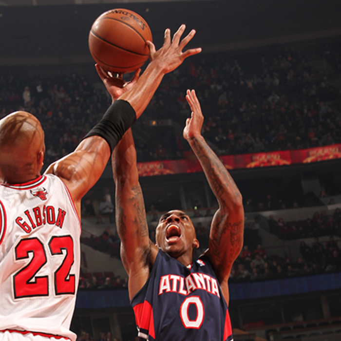Jeff Teague had 16 points and 6 assists.