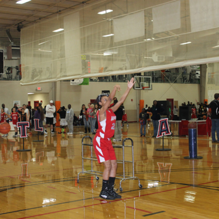Gwinnett Basketball League ALL-Star Event - January 5, 2013