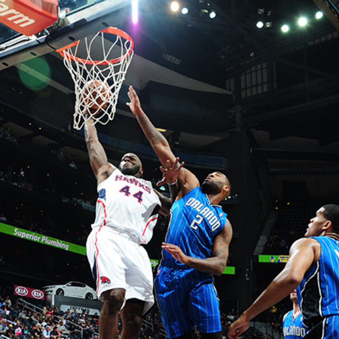 Hawks vs. Magic: March 30, 2013