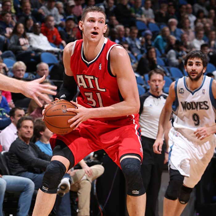 2013-14 Best of Mike Muscala
