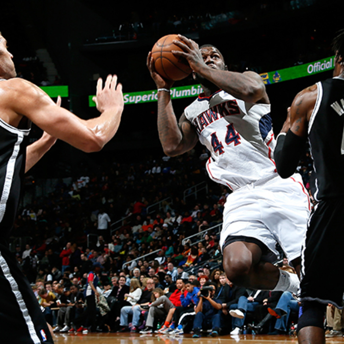 Hawks vs. Nets - March 9, 2013