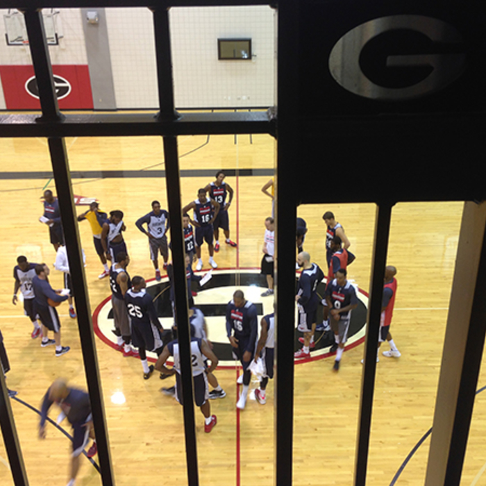 2013-14 Hawks Training Camp