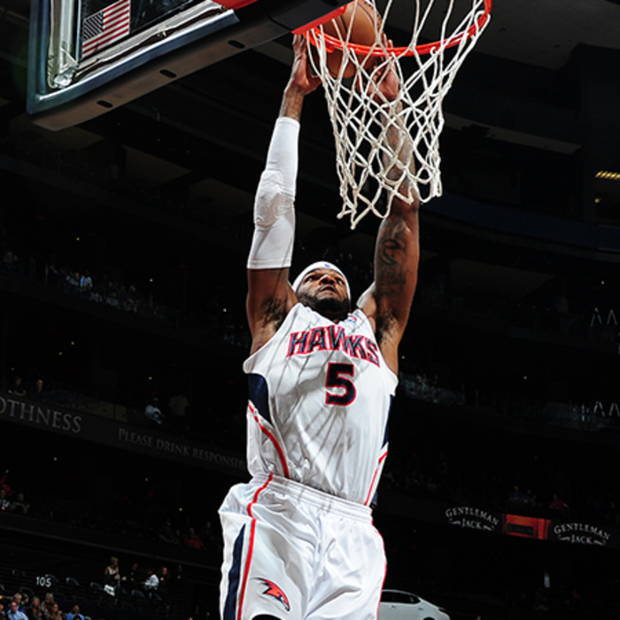 Hawks vs. Pistons: December 26, 2012