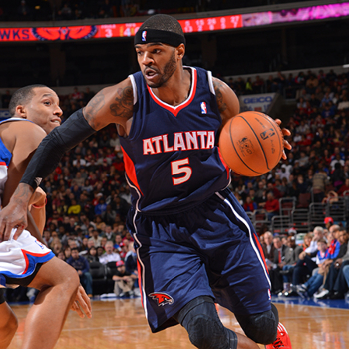 Hawks vs. 76ers - December 21, 2012
