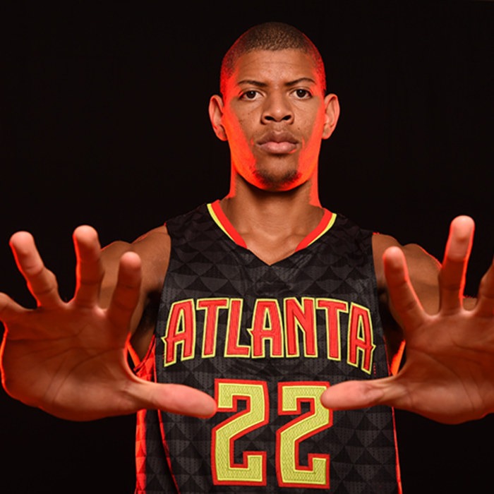 12 Cool-Looking Photos Of Edy Tavares At The NBA Rookie