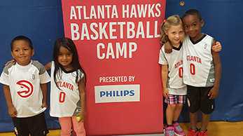 Atlanta Hawks Basketball Programs