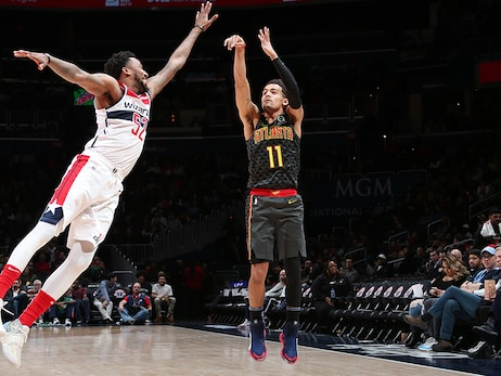 Hawks Not Enough in the Fourth, Fall to Wizards