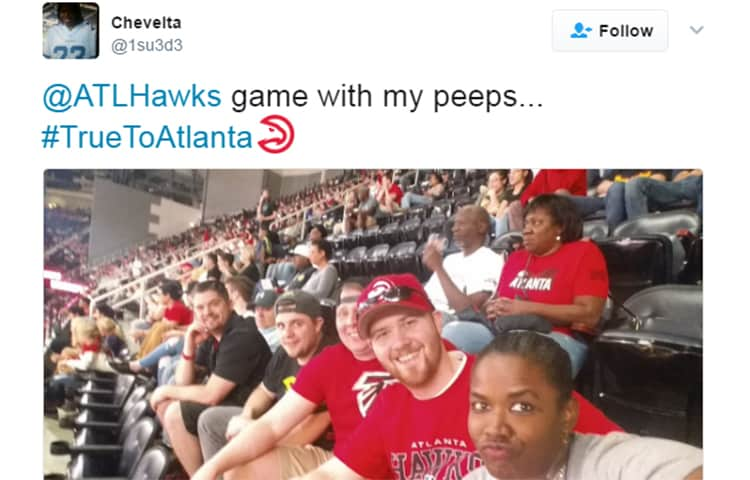 Fans Show Support With In-Game Photos
