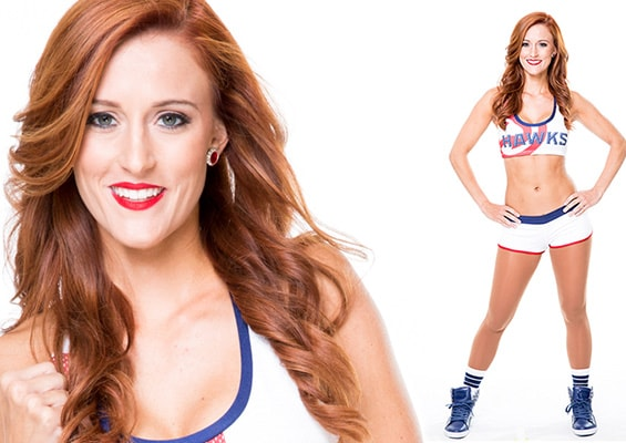 Cheerleader Spotlight: Meet Bethany!