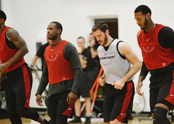 HEAT To Hold Training Camp At Keiser University