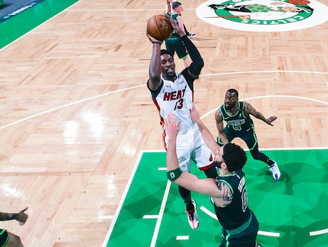 HEAT Defeat Celtics 129-121 To Clinch Playoff Berth