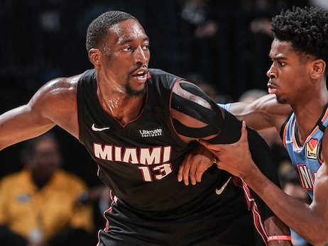 HEAT Hang On To Beat Thunder
