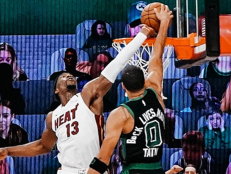 What They Said: Bam's Block on Tatum