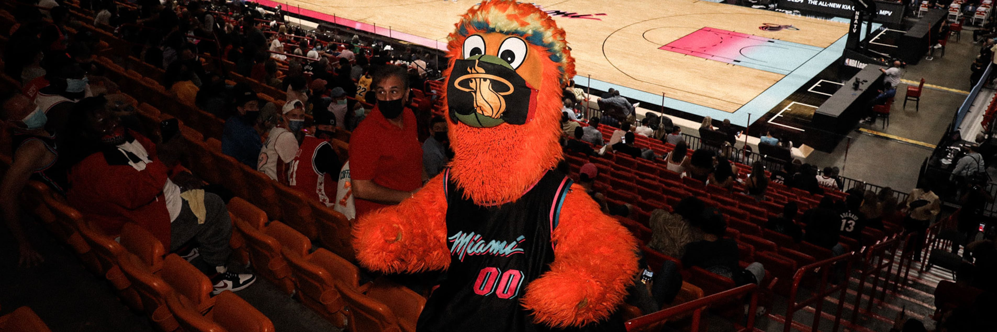 HEAT Goes Full Capacity For Playoff Games