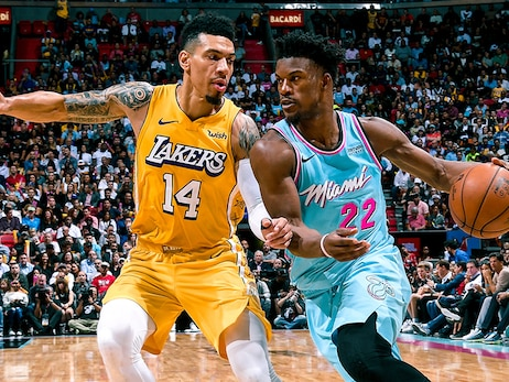 HEAT Show Toughness In Narrow Loss To Lakers