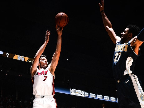 HEAT Travel To Mile High City To Face Nuggets
