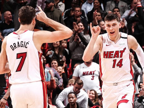 HEAT Defeat Wizards To Stay Perfect In Overtime
