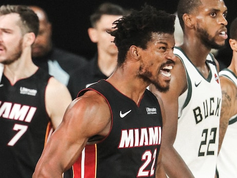 HEAT Stay Perfect in Postseason Play, Take Commanding 3-0 Series Lead Over Bucks