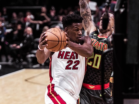 HEAT Return Home To Host Hawks