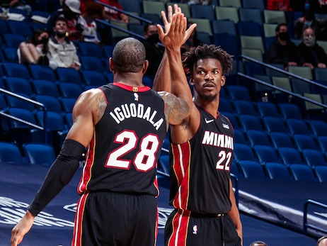 HEAT Complete First Half Of Season With 103-93 Win Over Pelicans