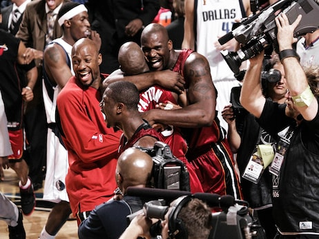 "Shaquille O'Neal On 2006 Finals: ""We Knew We Could Do It"""