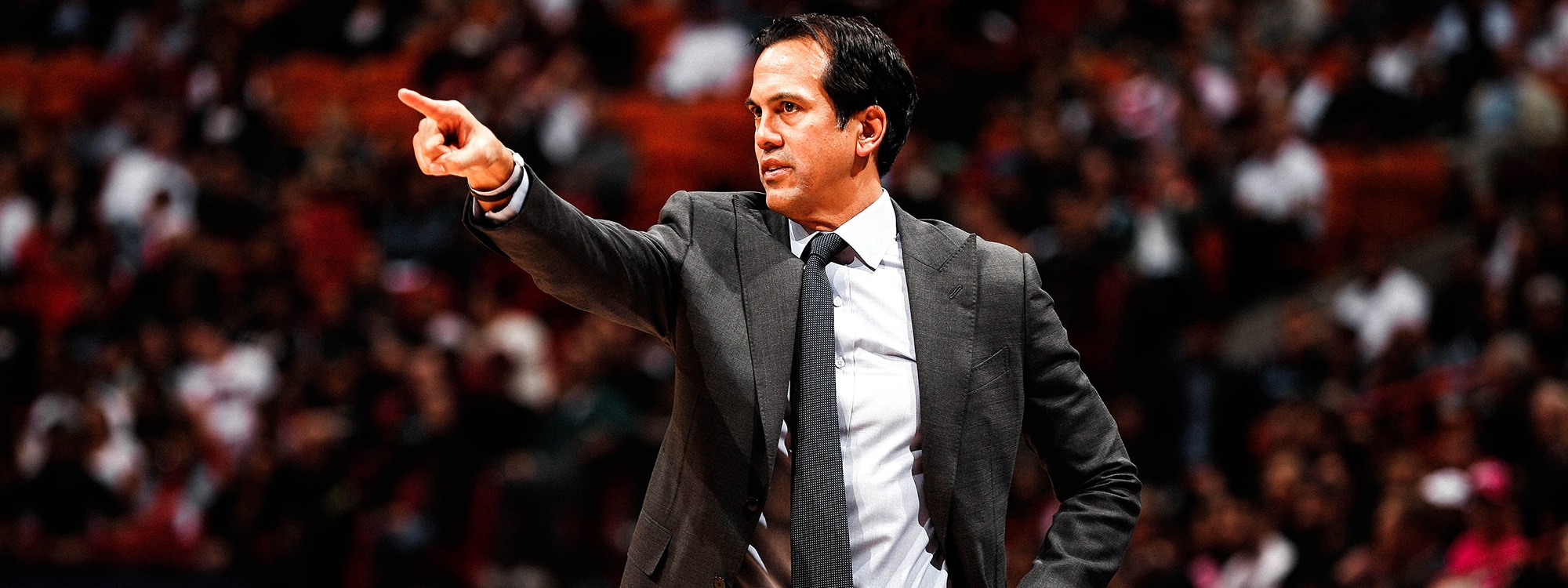 Erik Spoelstra We Do Want Our Team To Be Thinking Of Others Miami Heat