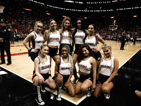 2019-20 HEAT Dancers Gallery Four