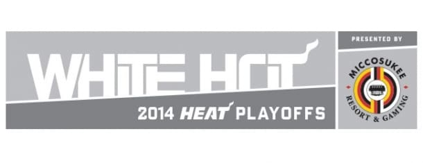 White Hot HEAT Playoffs