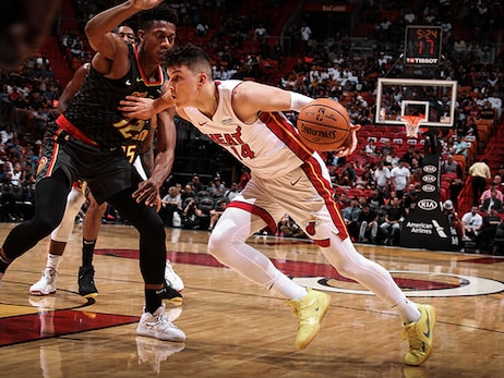 HEAT Continue Winning Ways Against Hawks