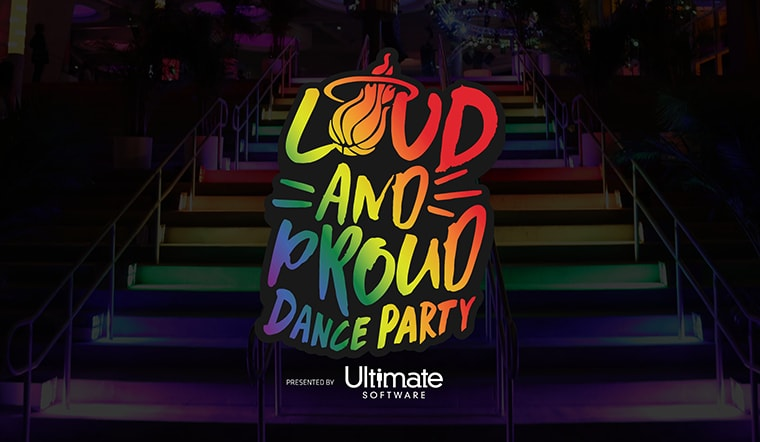 HEAT To Host Second Annual Loud and Proud Dance Party Presented by Ultimate Software