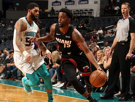 HEAT Convert Macon To Two-Way Contract