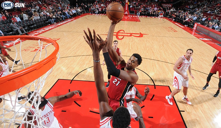 Miami HEAT at Houston Rockets Game Preview