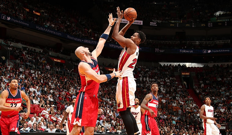 Wizards 102 - HEAT 110 Game Recap