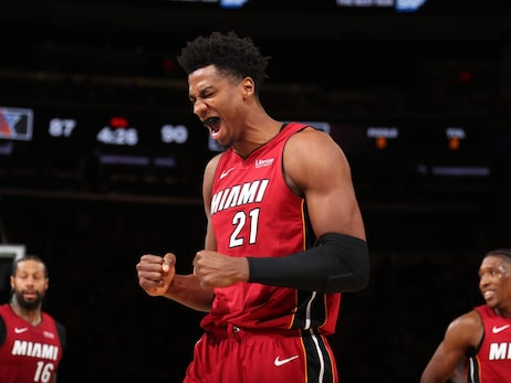 2018-19: Hassan Whiteside