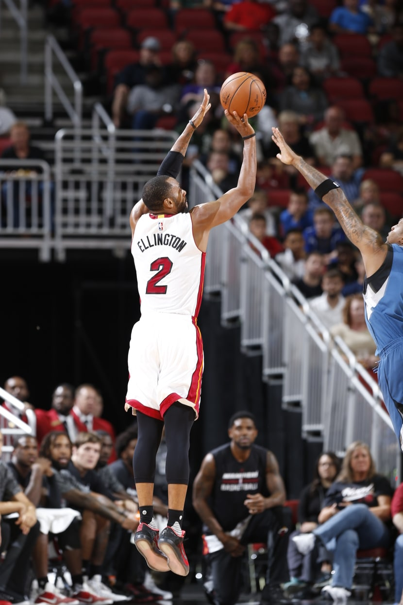 400ae1176a Timberwolves vs HEAT Photo Gallery (10 15 16)
